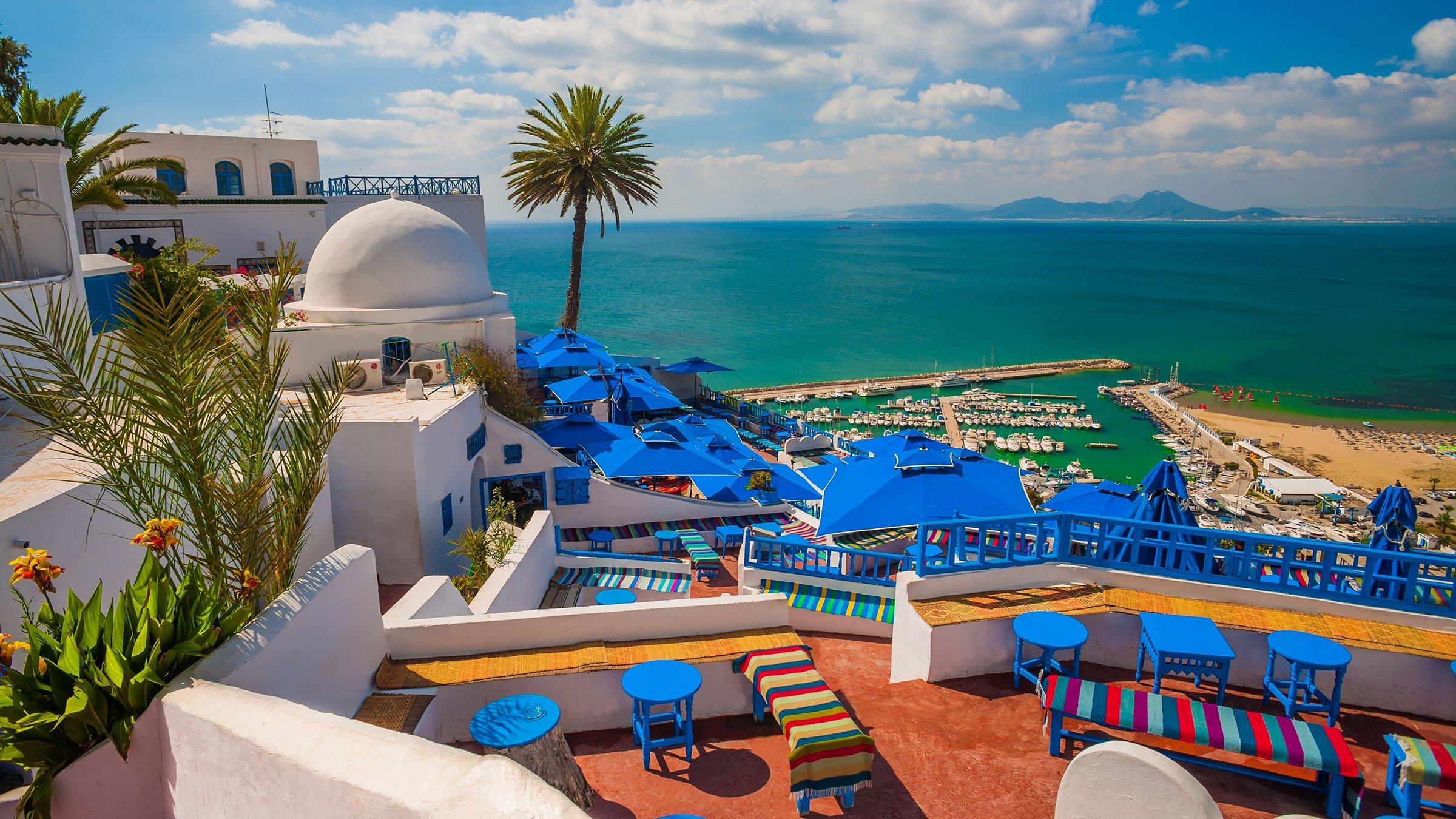 Sidi bou said un destino tur stico de la costa de t nez for Destinos turisticos espana