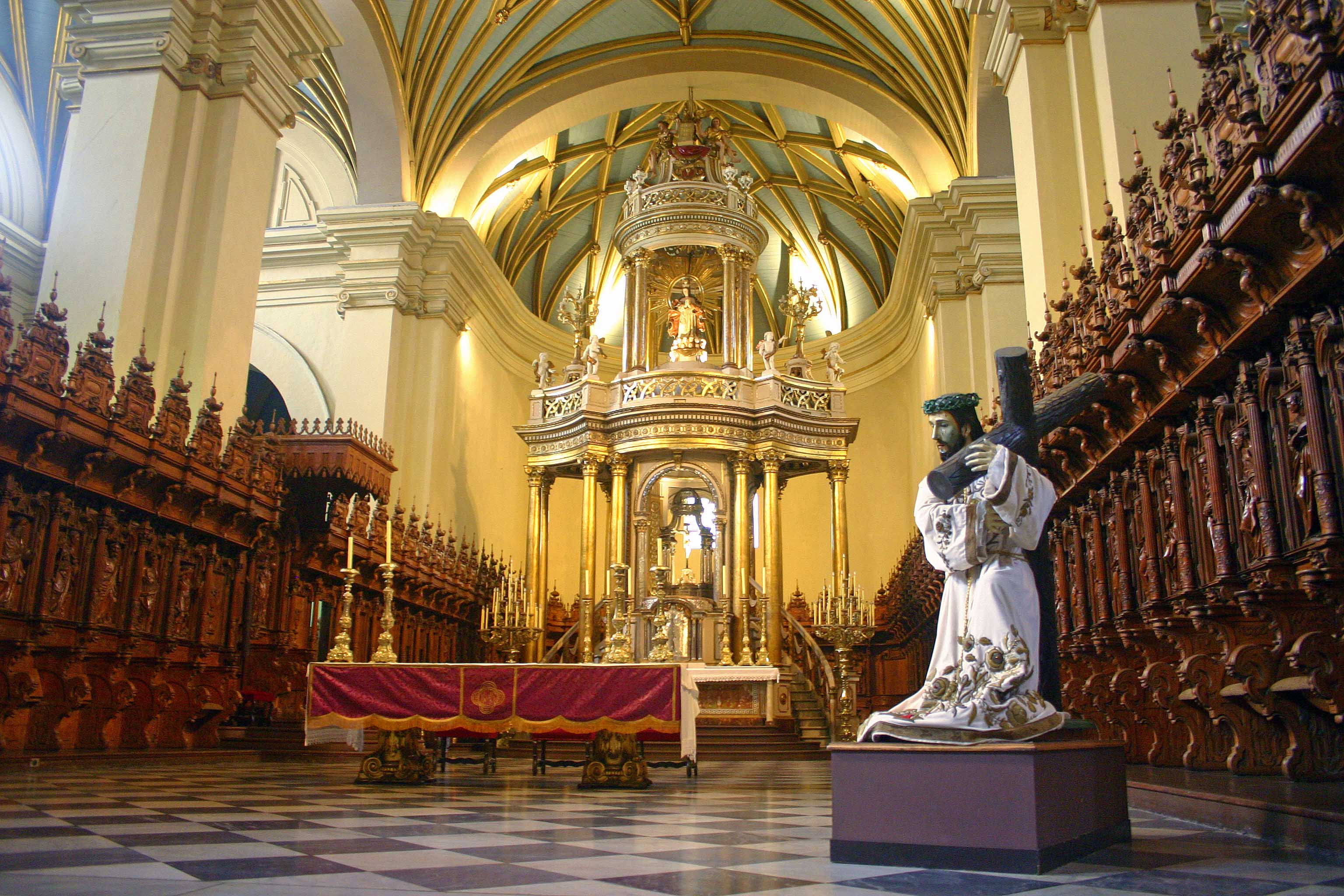 Silloneras de la Catedral