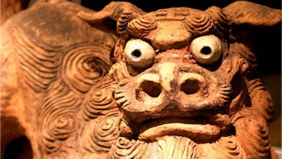 Sisha, ser de la mitología okinawense