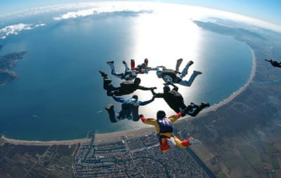 Skydive en Empuriabrava
