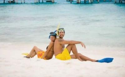 Snorkel en Bora Bora