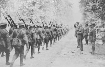 Soldados hungaros