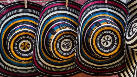 El sombrero vueltiao: Símbolo Cultural de la Nación