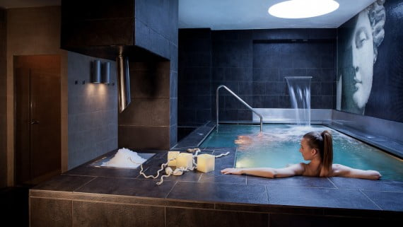 Spa del Hotel Wellington de Madrid