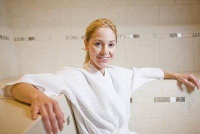 Spa en Barcelona sauna