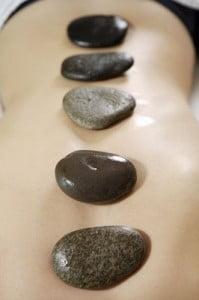 Spa en Bilbao piedras