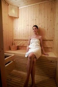 Spa en Bilbao sauna