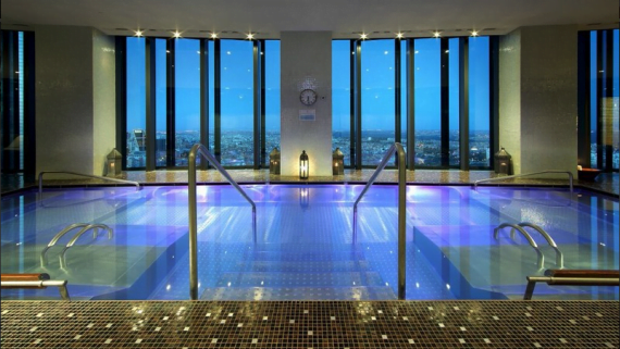 Spa en hotel Madrid Tower