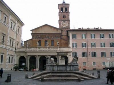 Santa María in Trastévere