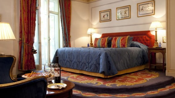 Suite Presidencial en Hotel Ritz Madrid