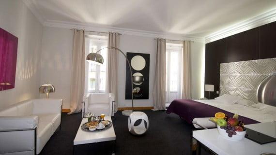 Suites en el apart-hotel Suite Prado, Madrid