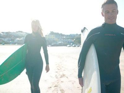 Surf en Costa Rica a practicar