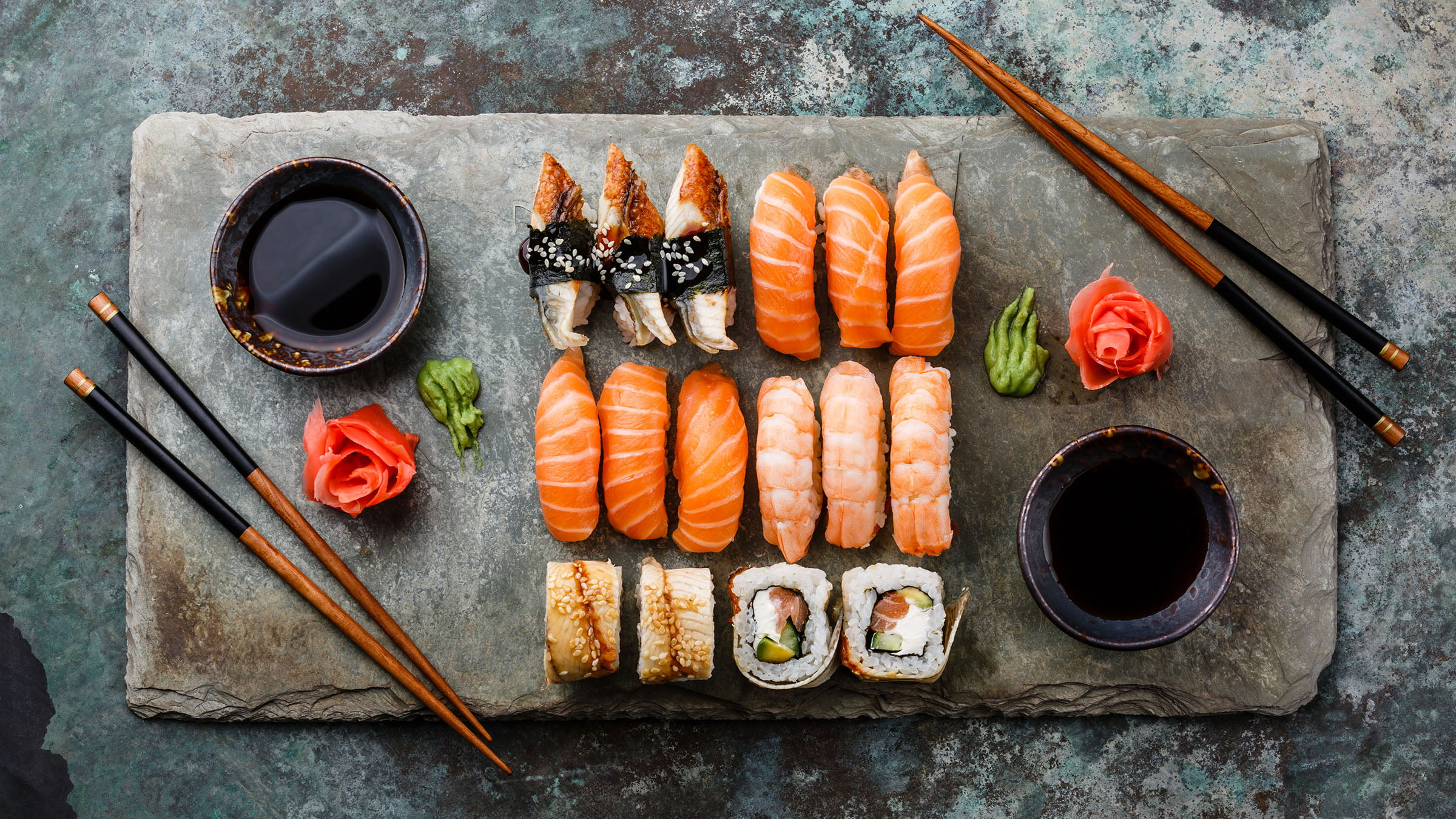 Primeros pasos en la comida japonesa: Sushi