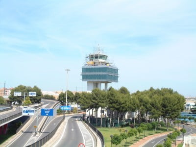 Torre del Aeropuerto de Valencia