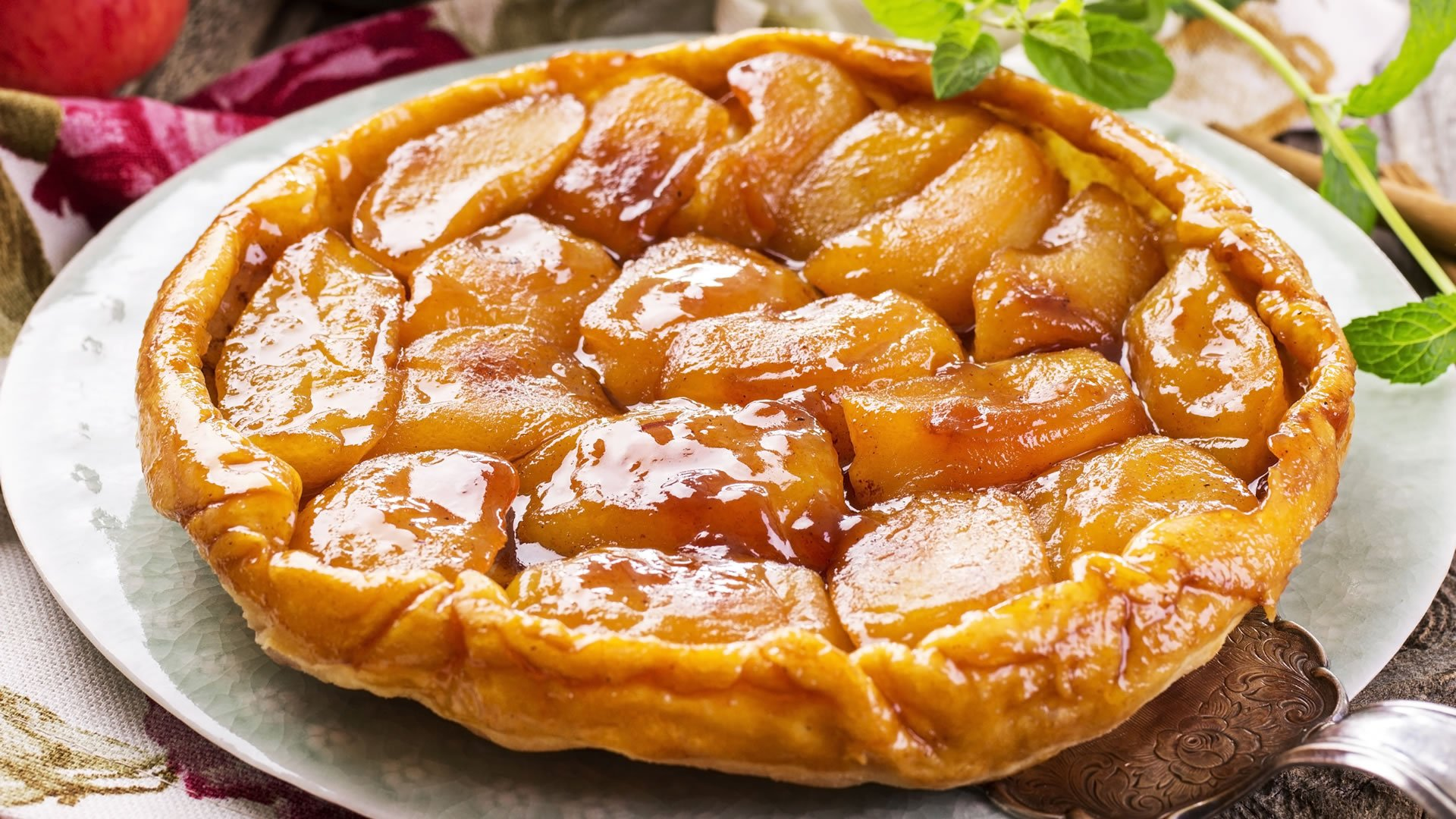 Tarte tat n for Paris francia comida tipica
