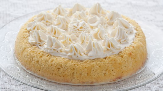 Tres leches cake or tres leches cake
