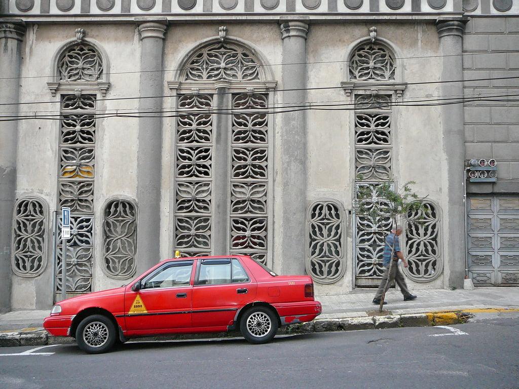 Taxi de San José