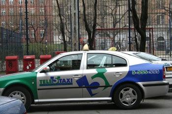 Taxi en Budapest