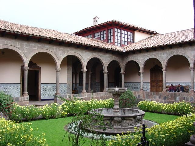 Templo Inca Koricancha