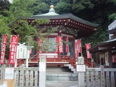 Templo en Enoshima