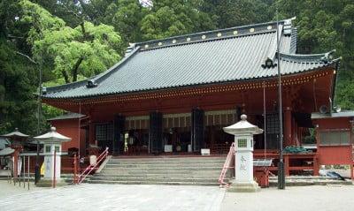 Templos de Nikko