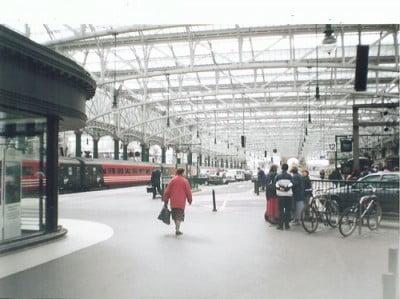 Terminal Glasgow