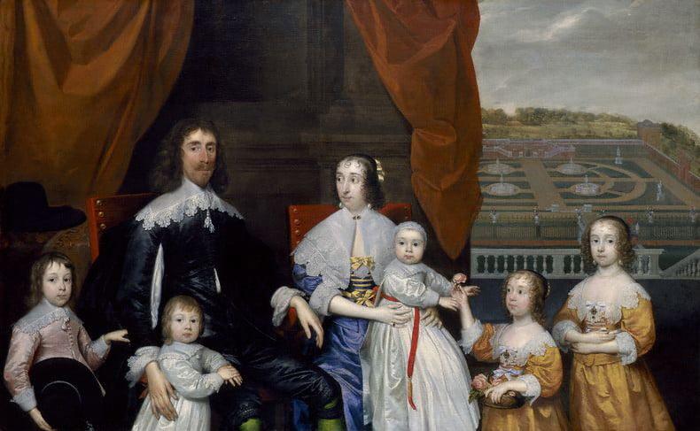 The Capel Family