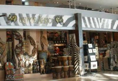 Tiendas en Aeropuerto de Ciudad del Cabo