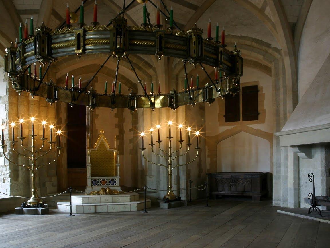 Sala del Trono en la Torre Blanca
