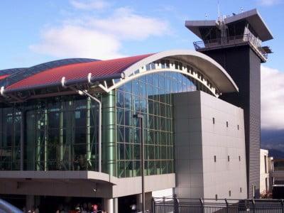 Torre de control Aeropuerto Santamaría