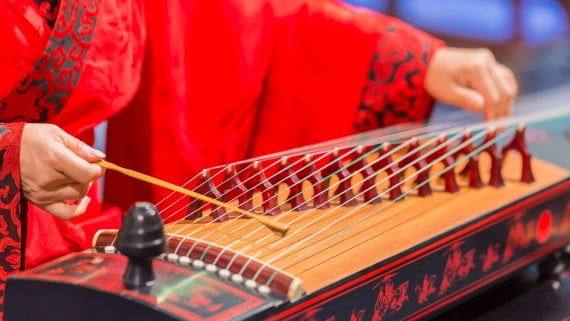 Chinese musical tradition