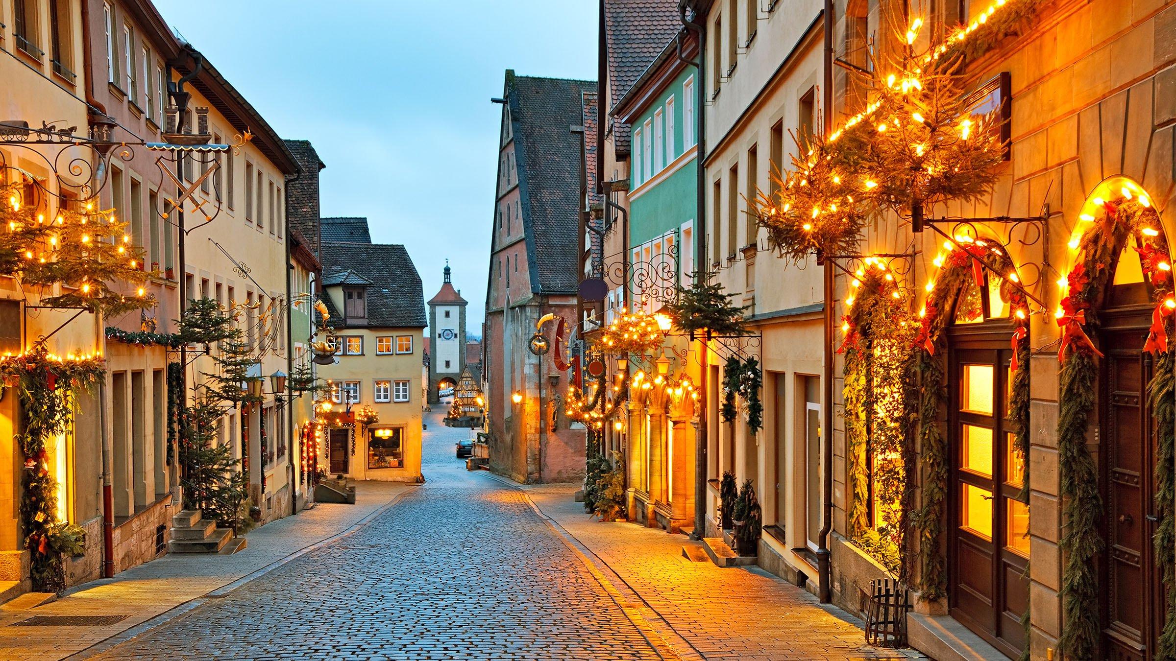 Tradiciones navideñas en Alemania