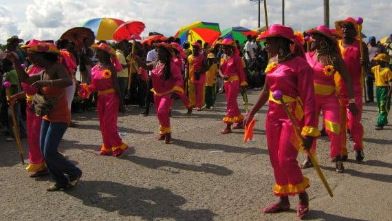 Trajes típicos de las Fiestas de San Pacho, Quibdó