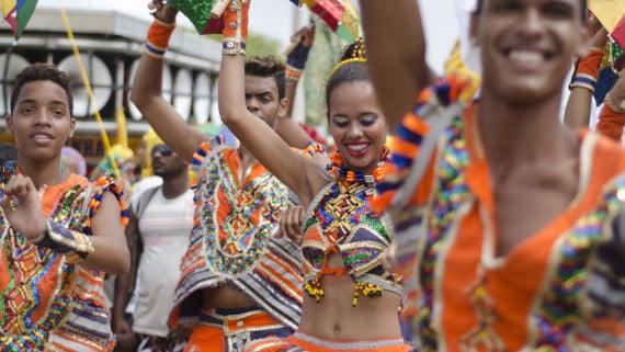 Los blocos o bloques del Carnaval de Brasil