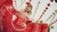 Trajes típicos durante la Feria de Abril de Sevilla