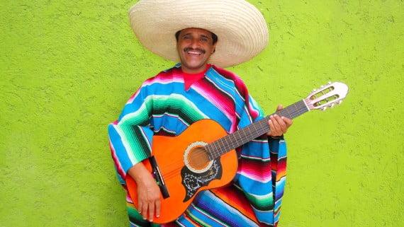 Poncho mexikarra