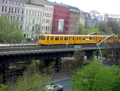 Tranvia en Berlin