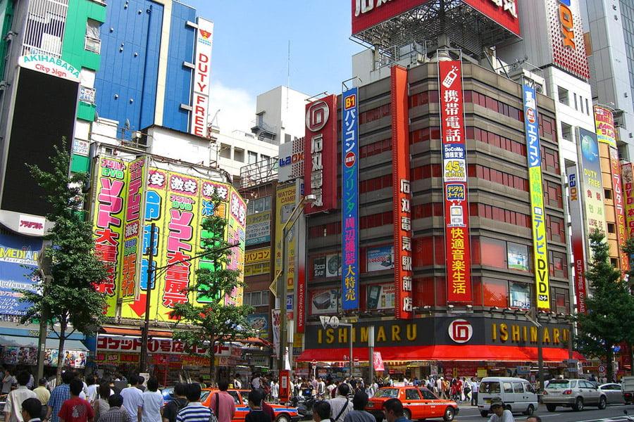 Trasladarse en Tokio