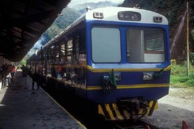 Tren Cuzco