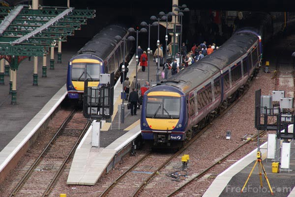 Tren First Scotrial
