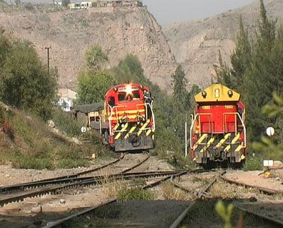 Tren Huancayo