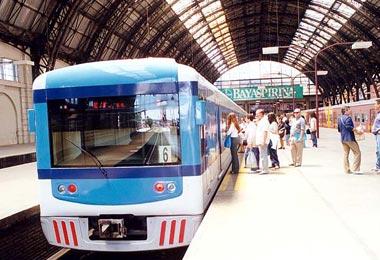 Tren Paris