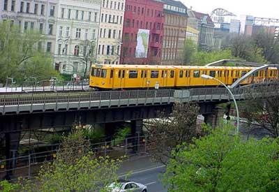 Tren U-Bahn