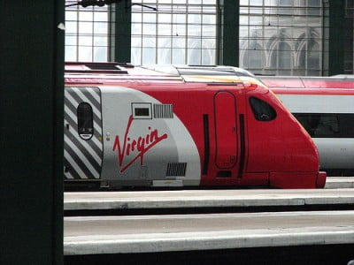 Tren Virgin