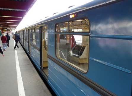 Tren de la linea 3