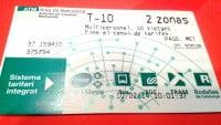 Tarjeta multipersonal ATM