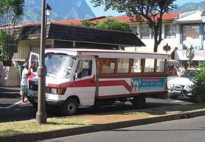 Truck de Papeete