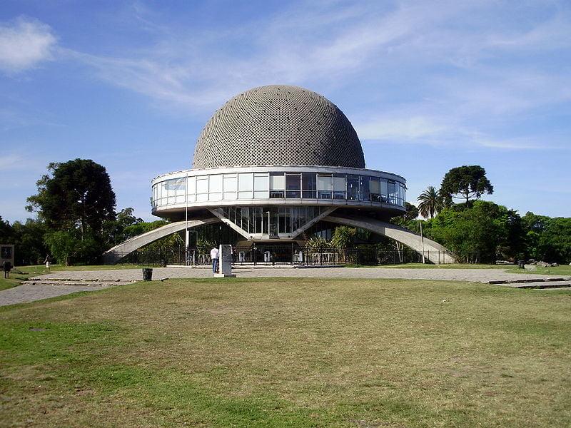 Turismo Buenos Aires - Planetario Galileo Galilei