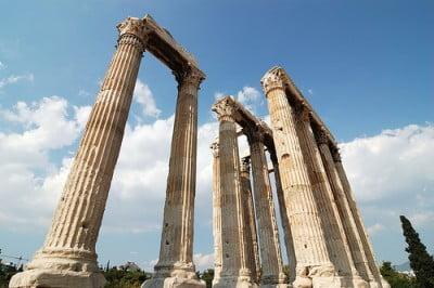 Turismo cultural en Atenas