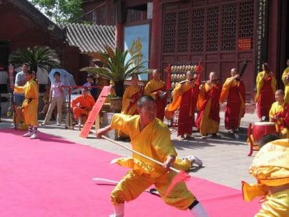 Turismo cultural en China
